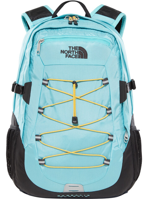 The North Face Borealis Classic rugzak zwart/turquoise